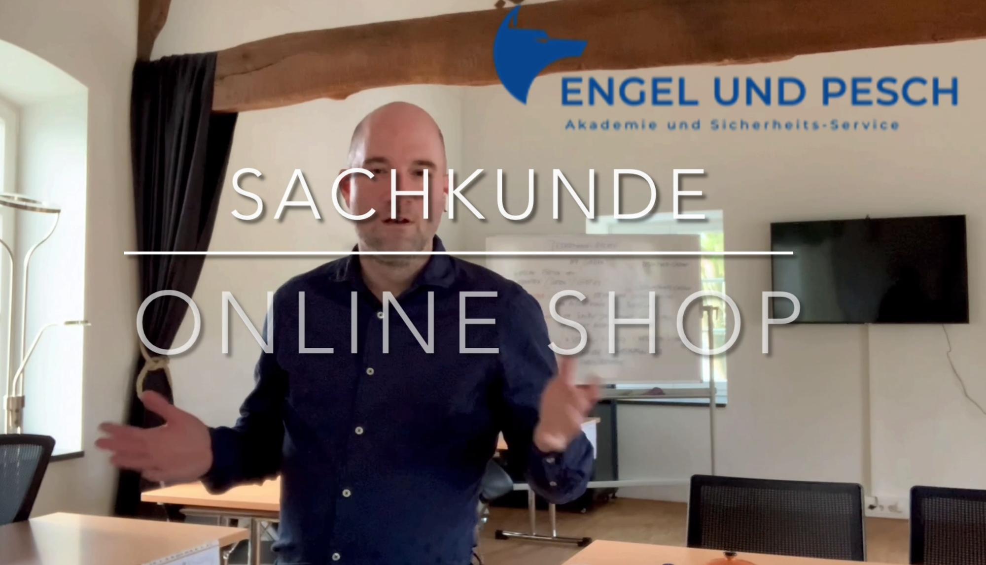 SOS - Sachkunde Online Shop