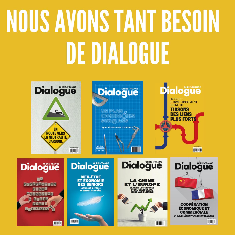 Nous avons besoin de Dialogue