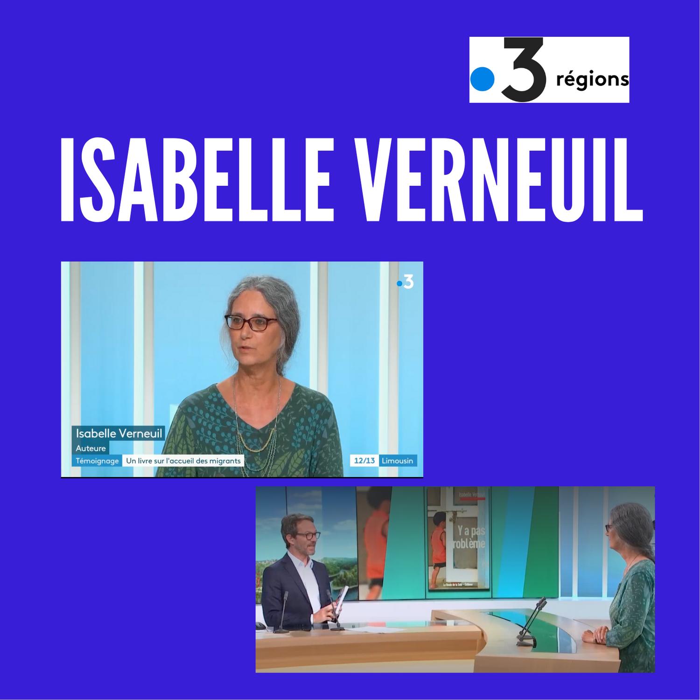 Isabelle Verneuil sur France 3