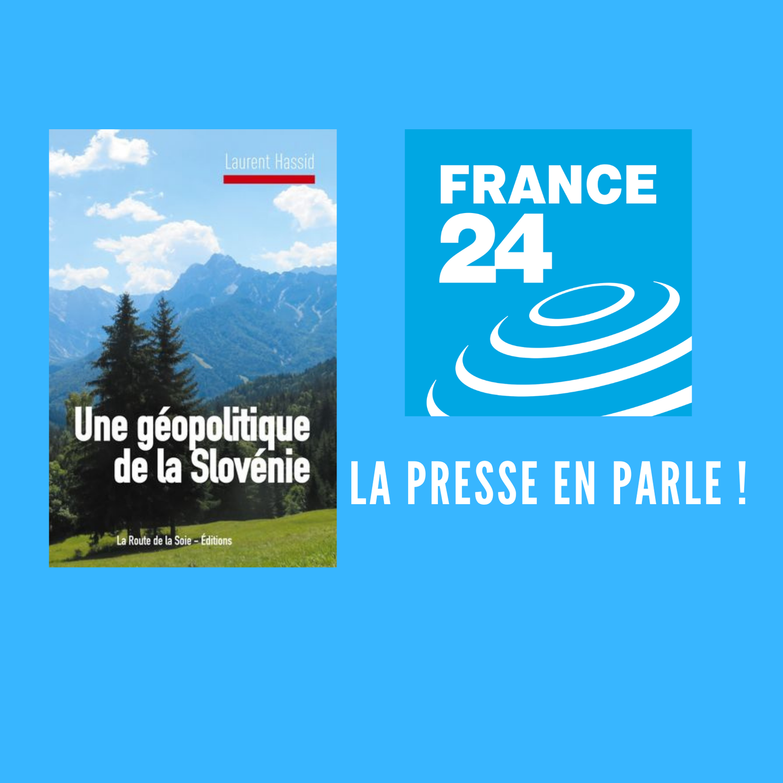 Laurent Hassid sur France 24