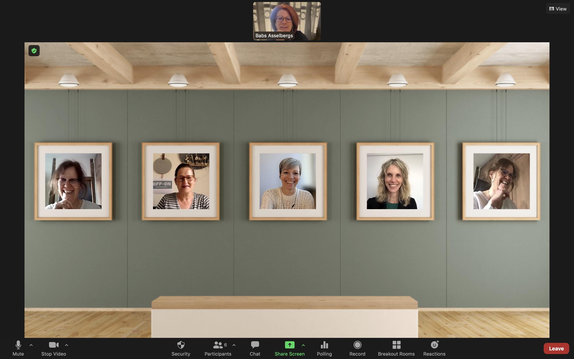 Test: nieuwe Zoom-functie Immersive view