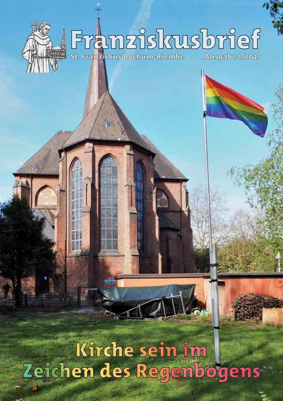 Franziskusbrief 1/2021 zu Pfingsten