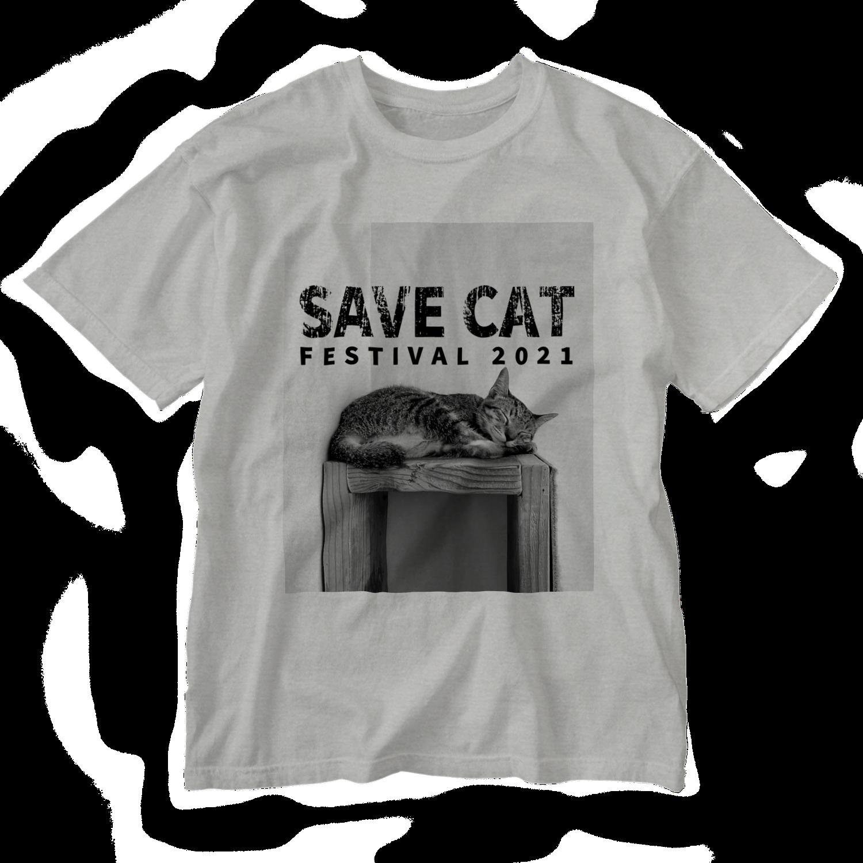 「SAVE CAT FESTIVAL 2021」オフィシャルグッズのお知らせです!