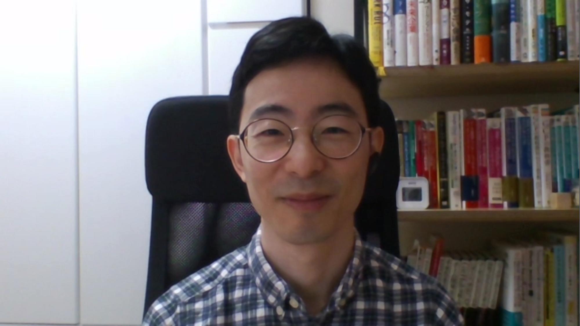 受講者インタビュー:板垣真太郎 さん