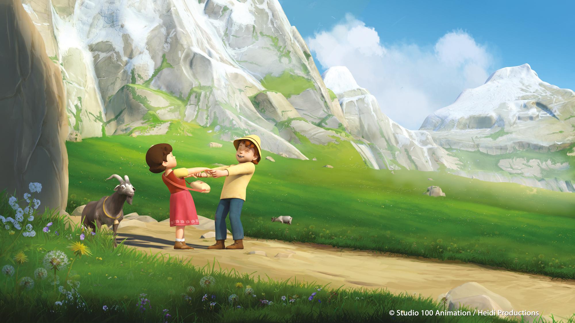 Heidi - Studio 100 Animation