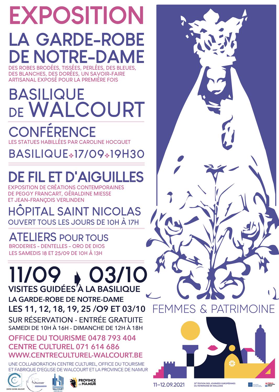 La garde - robe de Notre-Dame