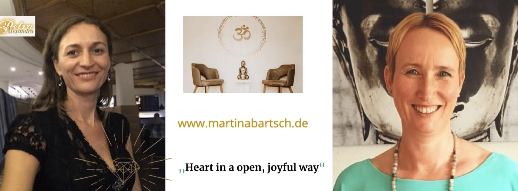 Heart open: Martina Bartsch