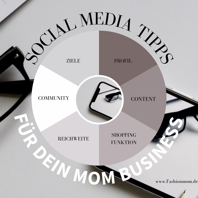 Wie kann ich Instagram für mein Mom-Business nutzen?