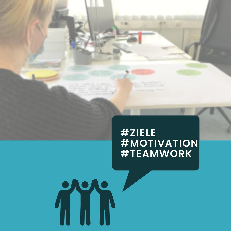Teammeeting: Ziele und Motivation
