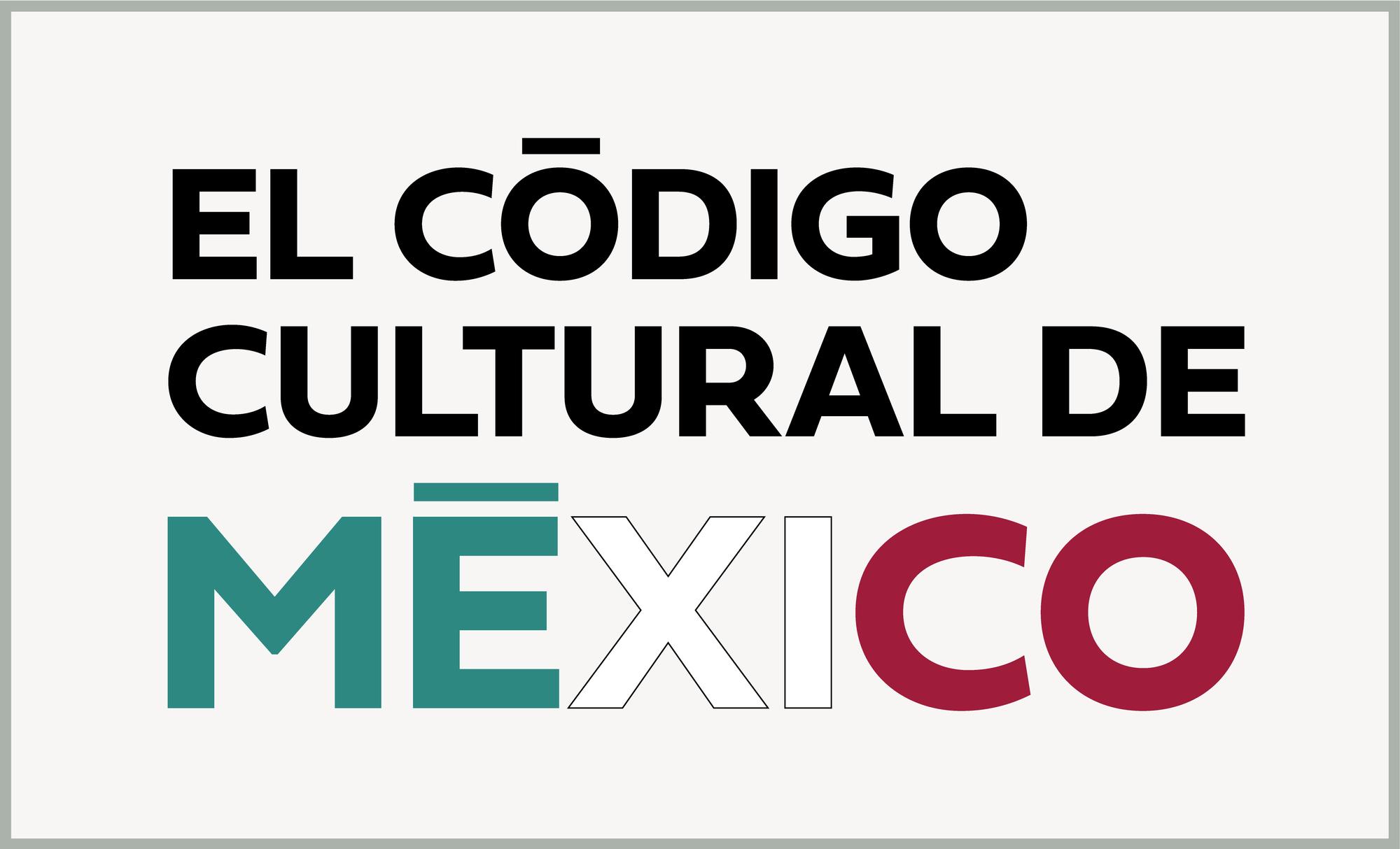 El código cultural de México