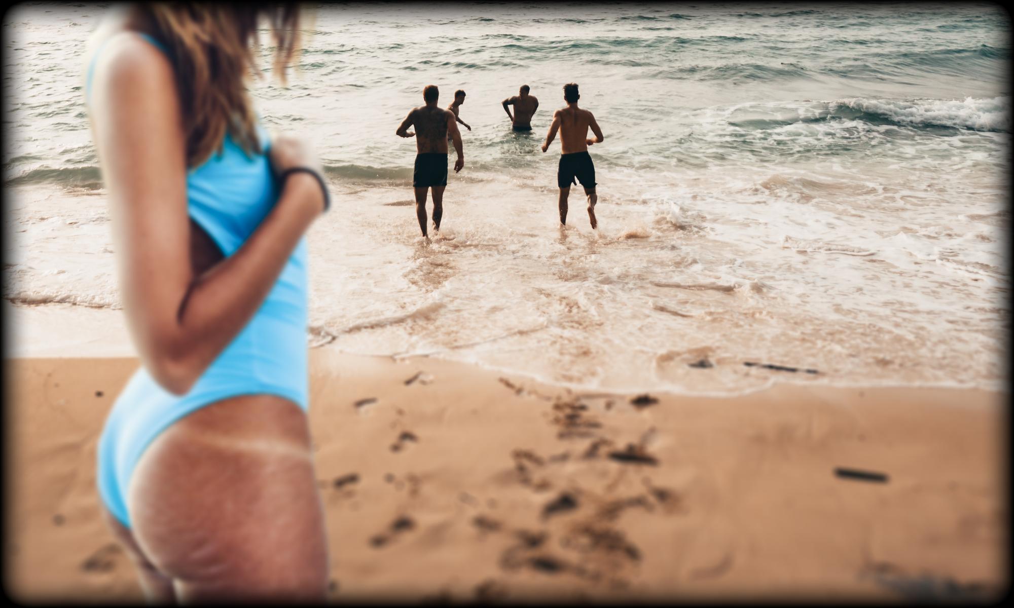 Cellulite – das unschöne Sommerfigur-Problem