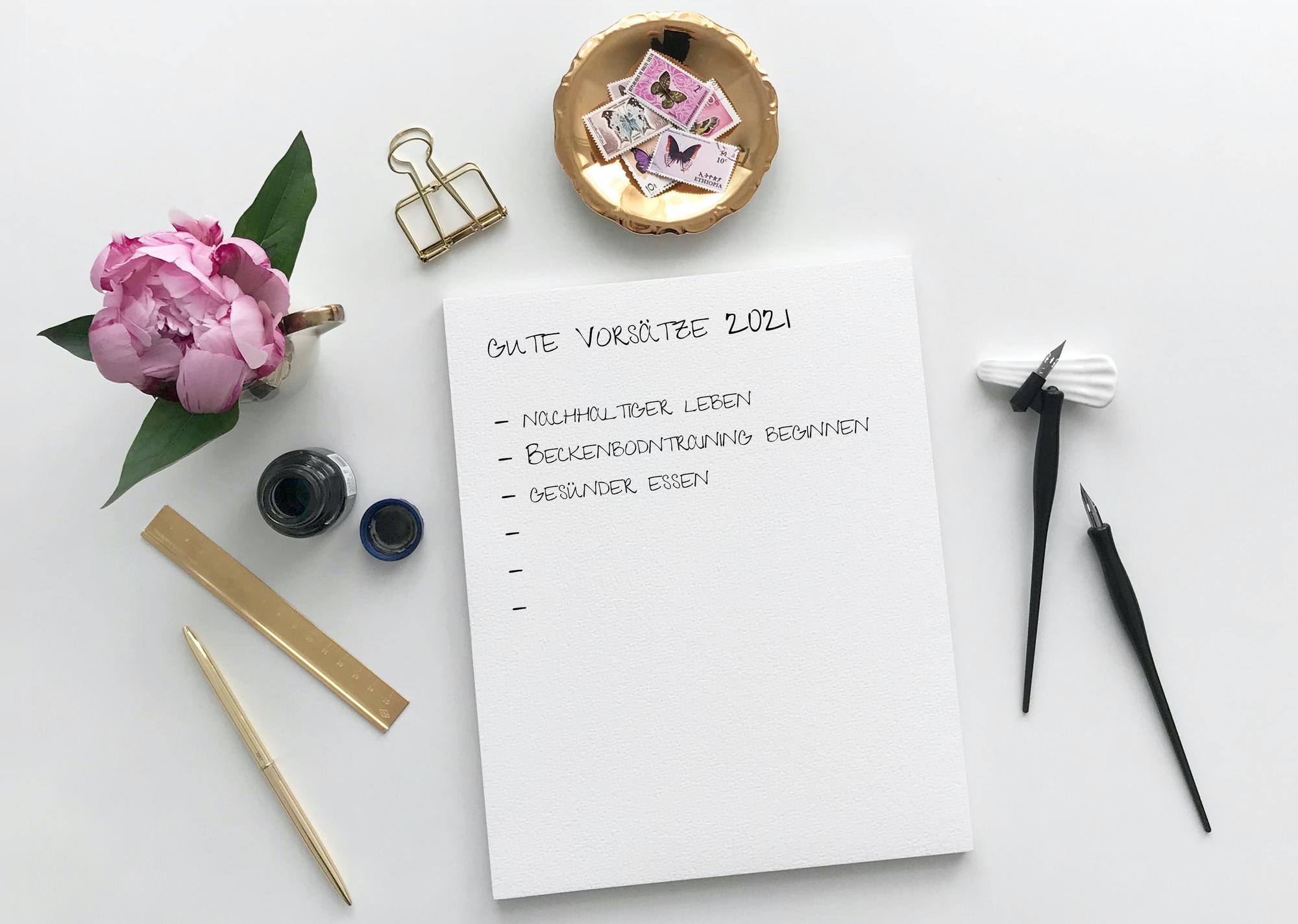 Mit diesen 10 Tipps, setzt du deine Vorsätze tatsächlich um