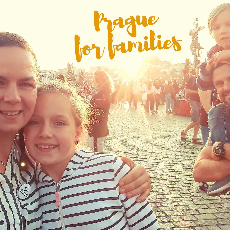 Prag for families