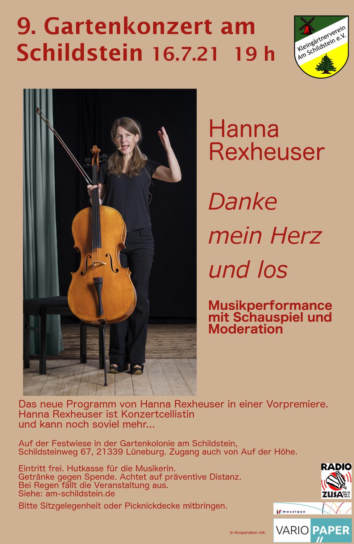 Konzertsaison 2021 startet am Freitag