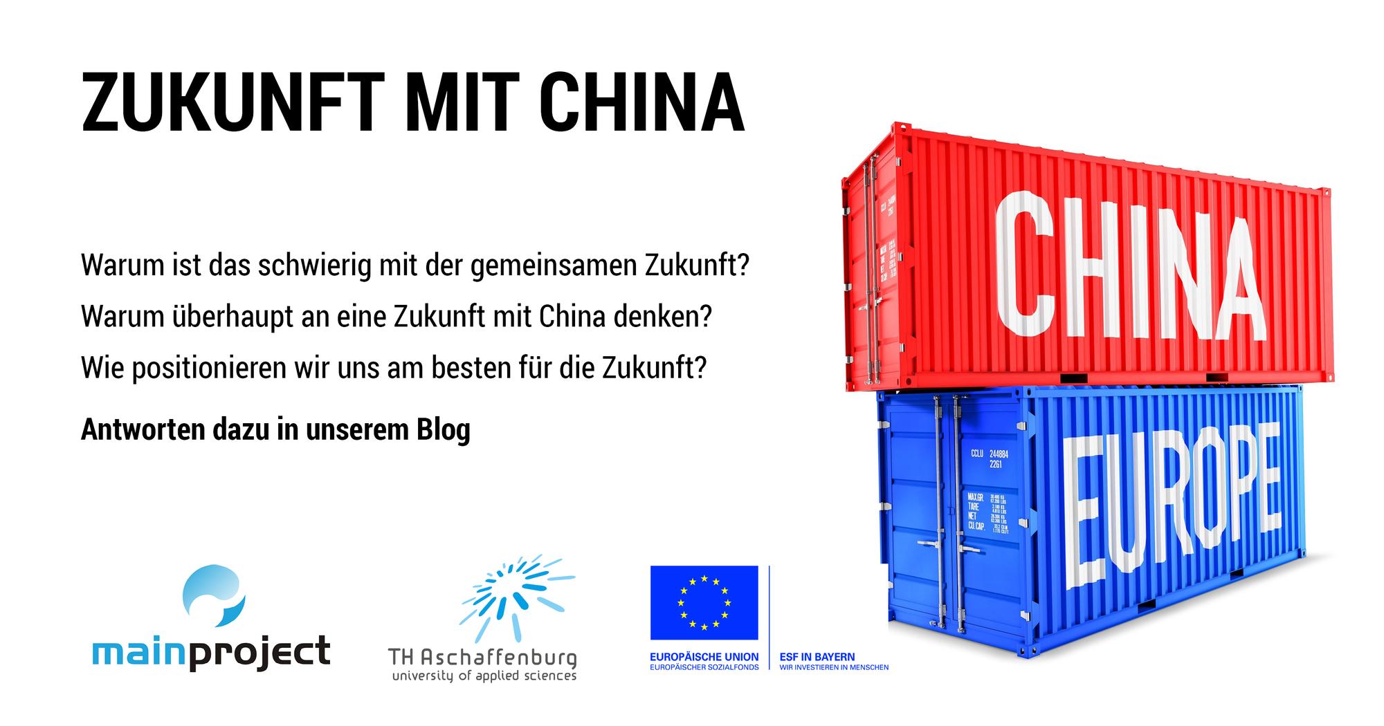 Zukunft mit China