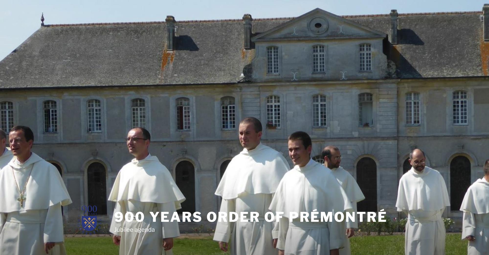 900 Years Order of Prémontré