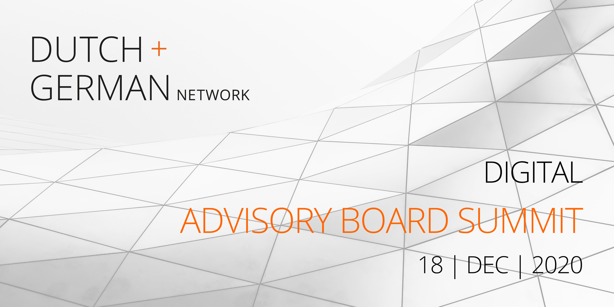 Digital Advisory Board Summit