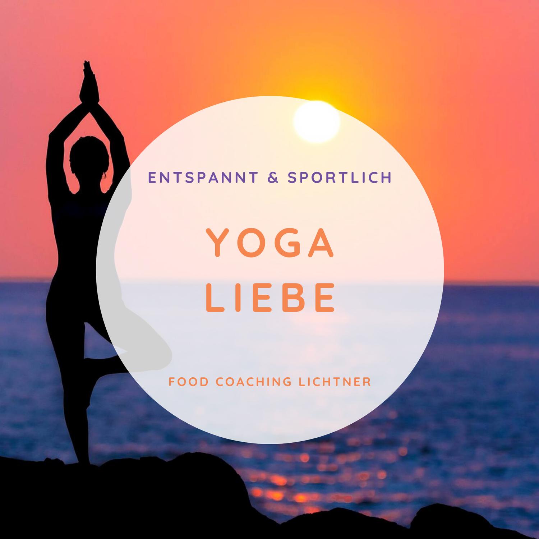 Enspannt und sportlich mit Yoga
