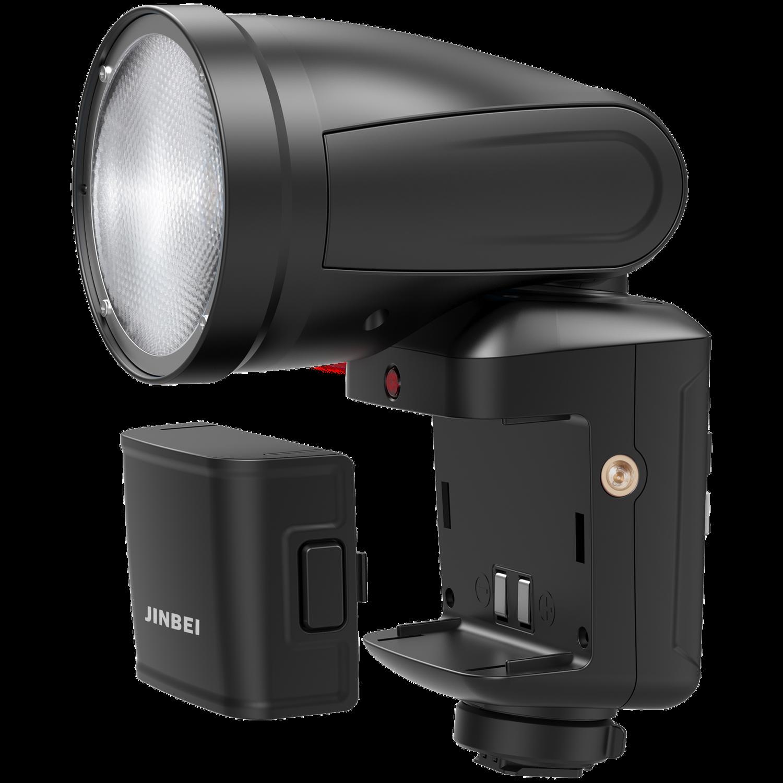 Neuer Systemblitz Jinbei HD-2pro