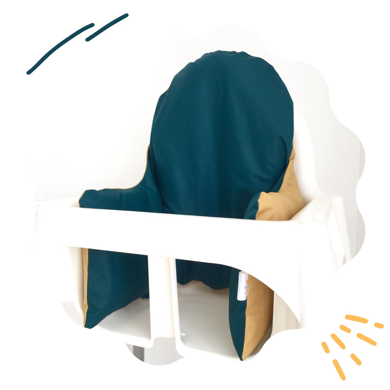 Coussin de chaise haute Ikea : 2 nouveautés en ligne !