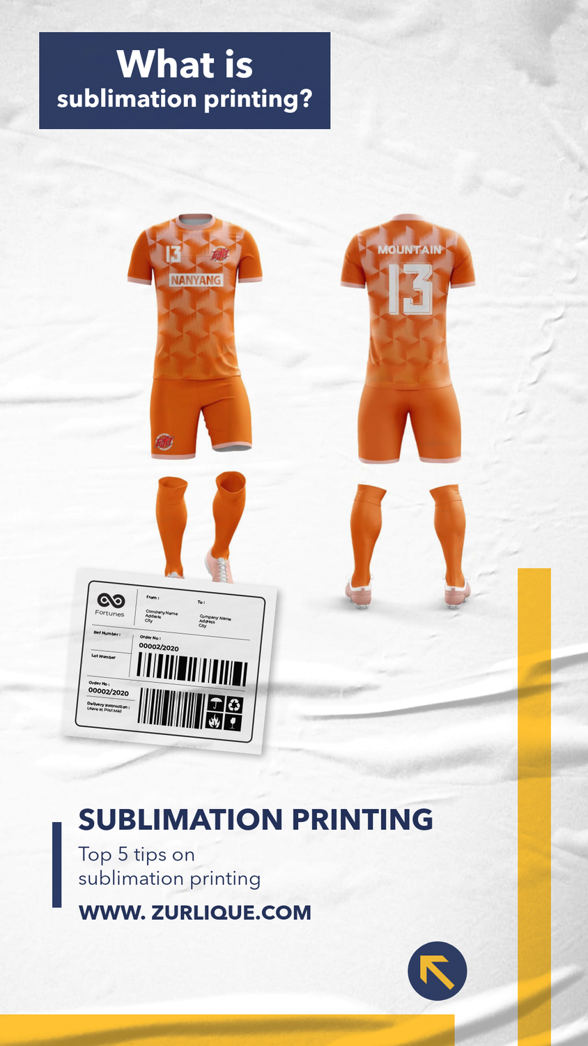 What you need to know about full sublimation printing