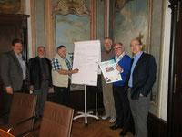 RENOVABIS, das Hilfswerk der Deutschen Bischofskonferenz für Ost- und Südosteuropa, plant das Partnerschaftstreffen 2017. Winfried Gburek ist im Vorbereitungsteam dabei, um mögliche Weichen in Köln dafür zu stellen.