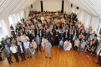 Großes Interesse für die Veröffentlichung der Fakten unter den rund 400 Teilnehmern am Kongress.  Gburek mittendrin, nutzte den Kongress - zu Gesprächen mit den Teilnehmern aus 31 Ländern.