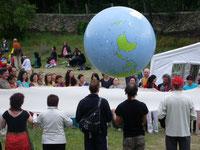 ¡Arriba la Tierra! Llamado del 2012