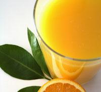 Getränk mit Orangensaft von Proweightless