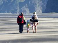 Wanderung Neuseeland