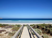 Mein Steg, mein Strand, mein Meer