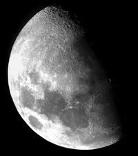 The Moon May 17, 2005