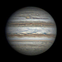 Jupiter September 9, 2013