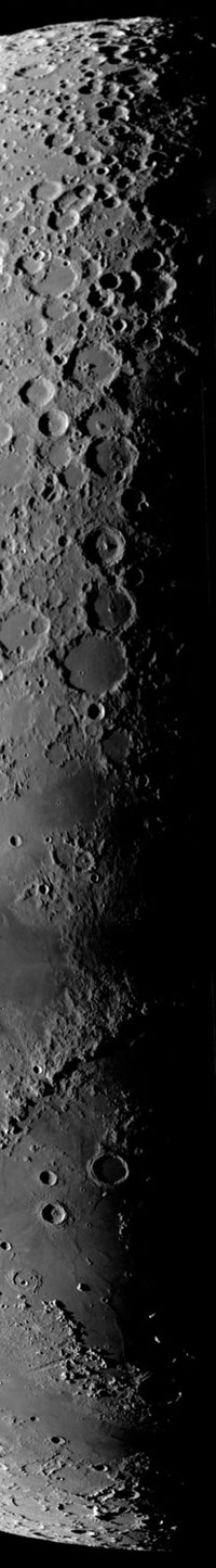 Lunar Terminator Strip 3/12/11