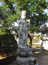 観世音菩薩像