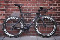 Hier kannst Du Deine Rennradgrösse ermitteln. Einfach auf das Bild klicken!