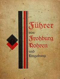 Führer Frohburg Kohren Umgebung  1927