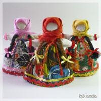 Русские народные куклы Желанницы ручной работы