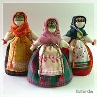 Берегини. Русские народные куклы ручной работы.