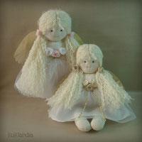 Ангелы ручной работы