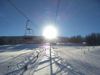 Link zu aktuellem  Skiwetter im Allgäu