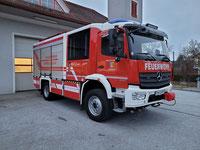 TLF-A 2000, Feuerwehr Hainersdorf, Feuerwehrfahrzeug