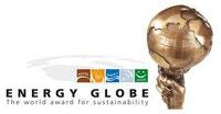 Premiados en Parlamento Europeo Bruselas con ENERGY GLOBE, a la sostenibilidad ambiental Mundial.