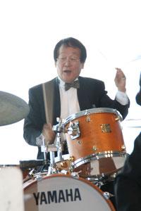 桜木町 横浜ジャム音楽学院 ドラム講師 坂田 稔