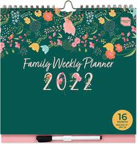 Calendario familiar 2018 - AorganiZarte