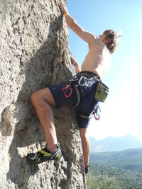 Klettern in der Türkei November 2014