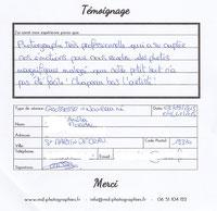 témoignage séance nouveau-né MD Photographies - Magali Deschamps