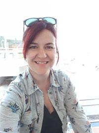 Portrait de Marie-Christine Pinglot stratège en marketing chez MCP gestion marketing travailleure autonome