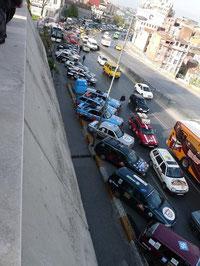 Wir legen den Verkehr in Istanbul lahm