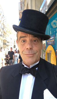 Give me a top hat and I am a happy man!